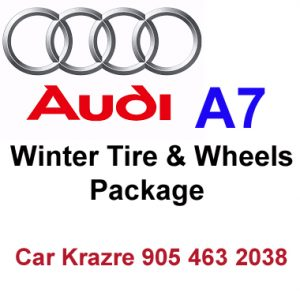 audi a7 winter tire